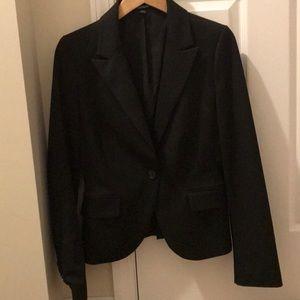 Express black dress jacket